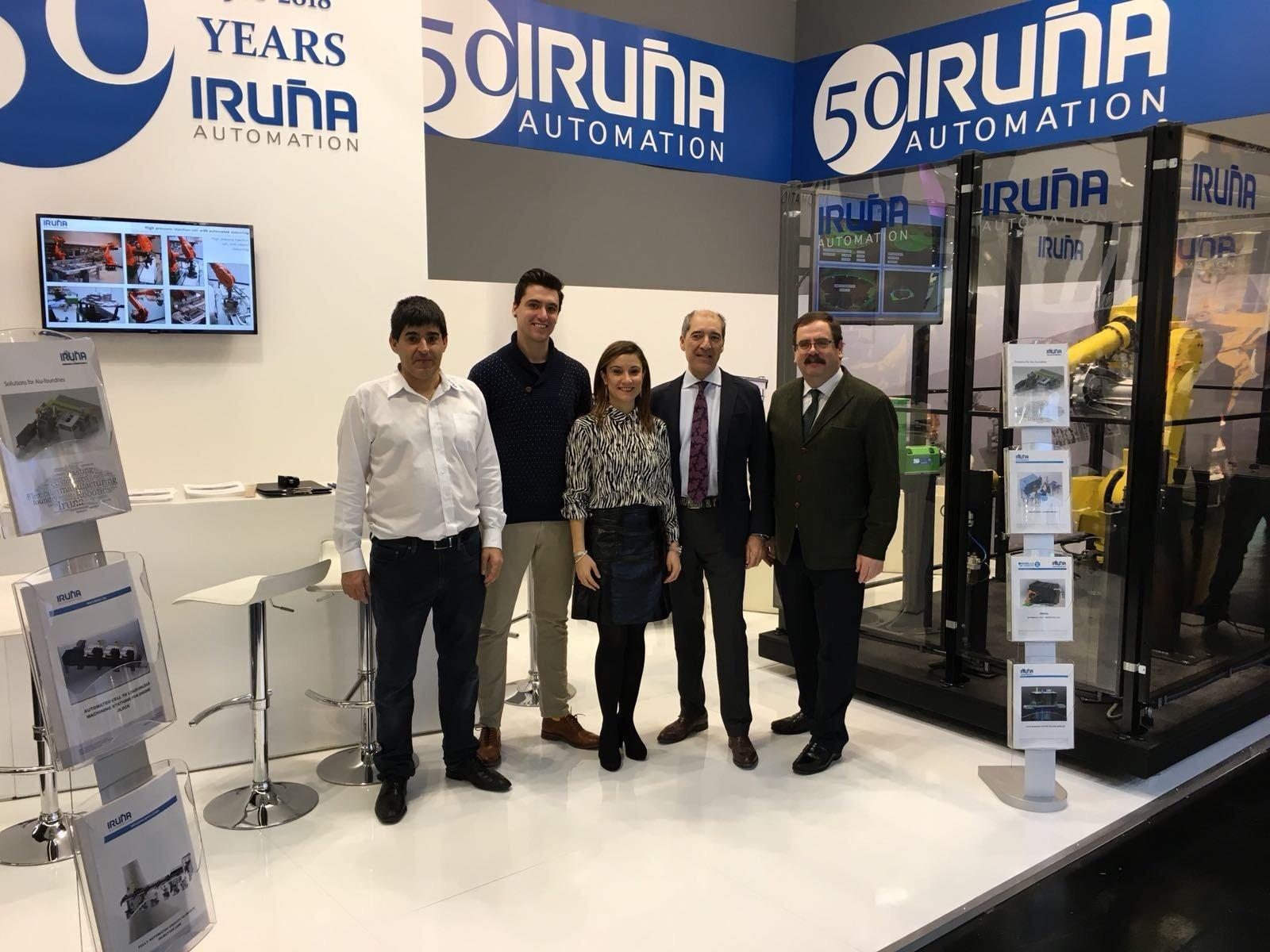 Iruña Automation in Euroguss 2018