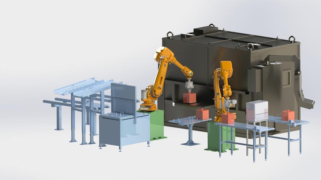 Equipos de inspección de rayos x, Bosello