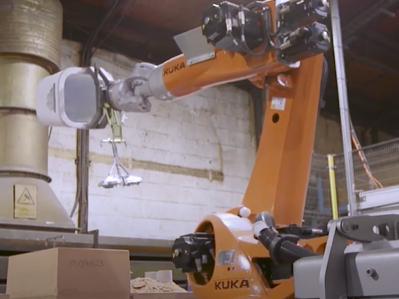 Ayudando a nuestros clientes en la automatización del proceso de colada del aluminio
