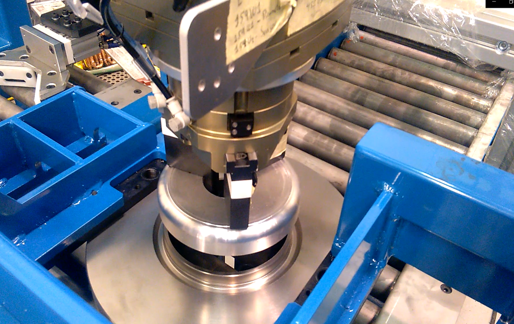 Assembly machining lines