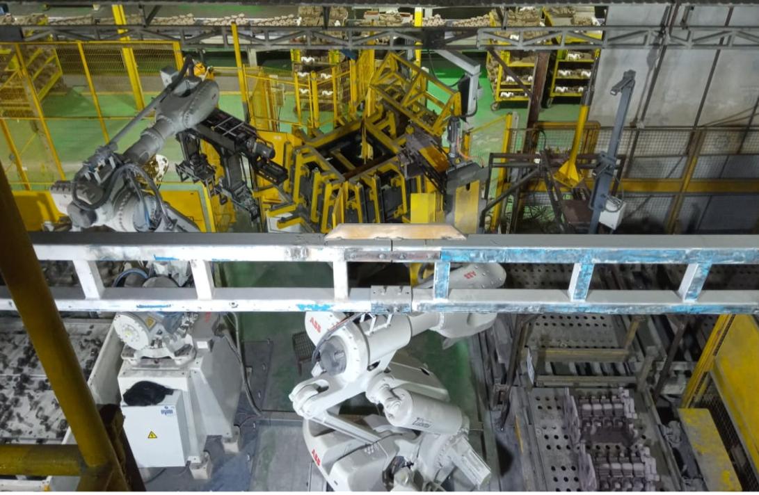Heavy engine blocks